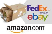 eBay se alia con FedEx la tienda de paco