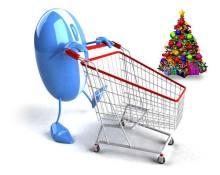 En estas fiestas compra por Internet, pero seguro la tienda de paco