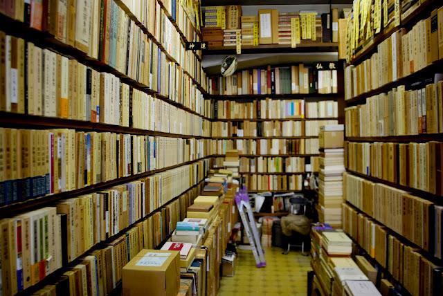 Las librerias de segunda mano se colapsan de libros la tienda de paco - Almacen de libreria ...