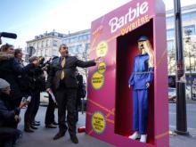 barbie obrera la tienda de paco