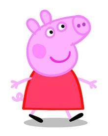 Peppa Pig... Uno de los personajes más vendido en la red la tienda de paco