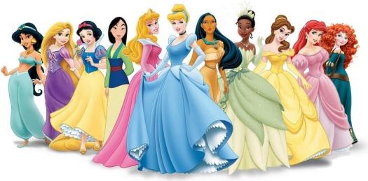 Princesas Disney la tienda de paco
